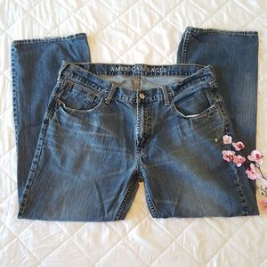 American Eagle Jean's Low Rise bootcut. 38×32